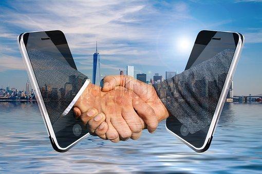 Shaking Hands, Handshake, Arrangement, Contract, Hands