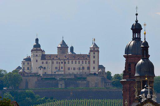 Russian Festivals, Würzburg, Fortress, Marienberg