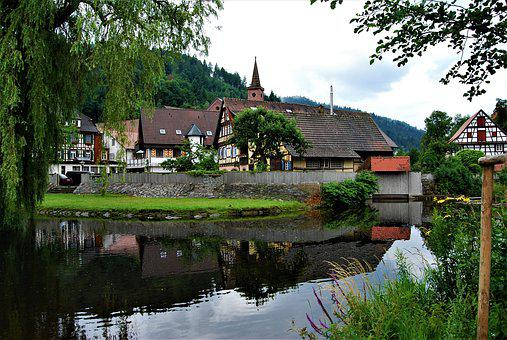 German Homes, Middle Ages, Torre, Medieval, Culture