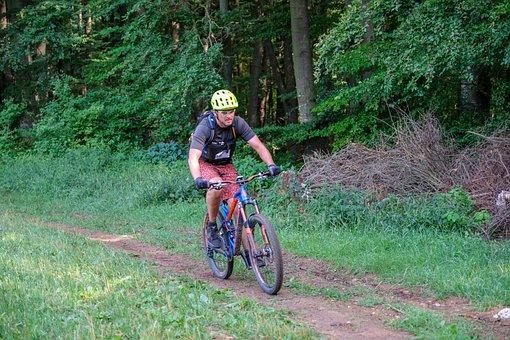 Mountain Bike, Fully, Mtb, Jura Marathon, Rtf