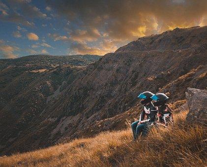 Bike, Motorbike, Motorcycle, Motor, Transport, Rider