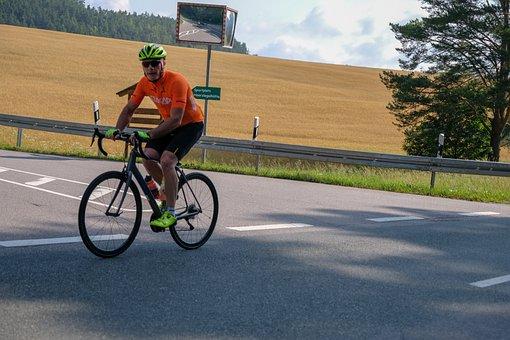 Road Cycling, Road Bike, Rtf, Landscape, Sport, Sporty