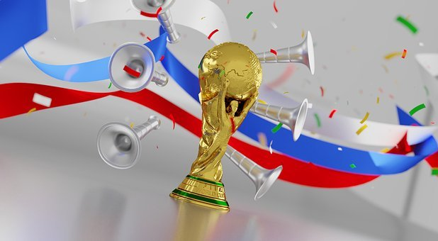Trophy, Russia, Soccer, Football, Tournament