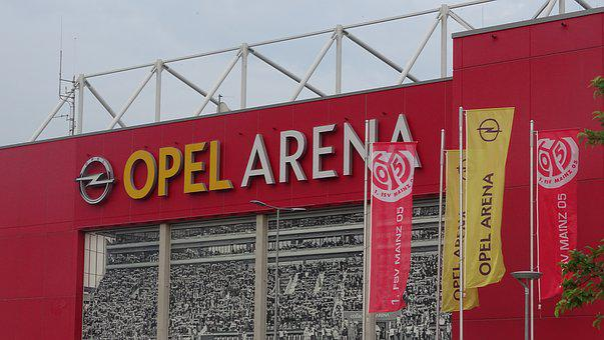 Mainz, Stadium, Mainz 05, 05, Opel Arena, Arena