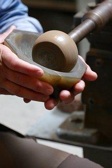 Gemstone, Come, Polishing, Crafts, Craft, Stone, Rock