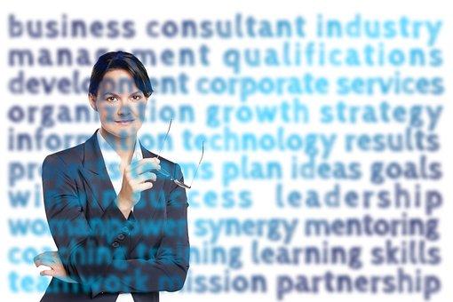 Business, Businesswoman, Suit, Success, Industry, Idea
