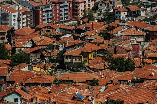 Home, Slum, Tile, Roof, Historical Works, Houses
