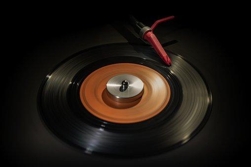 Record, Vinyl, Turntable, Tinge, Analog, Music
