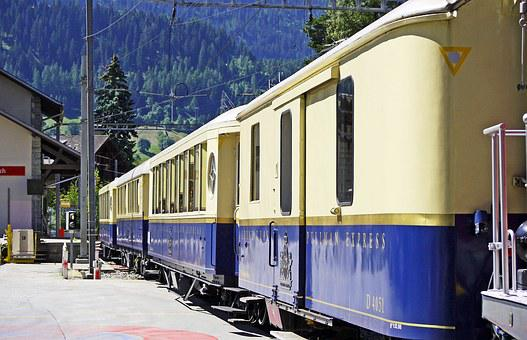 Luxury Train, Alpine Classic Pullman Express