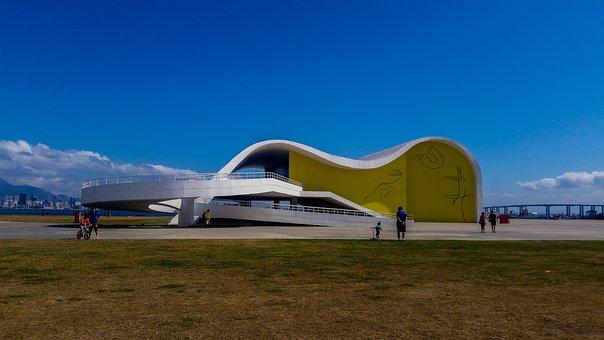 Architecture, Oscar Niemeyer, Rio De Janeiro, Niterói