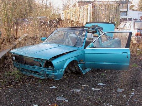 Car, Automotive, Bmw, Bmw E-21, Baur Cabriolet, Body