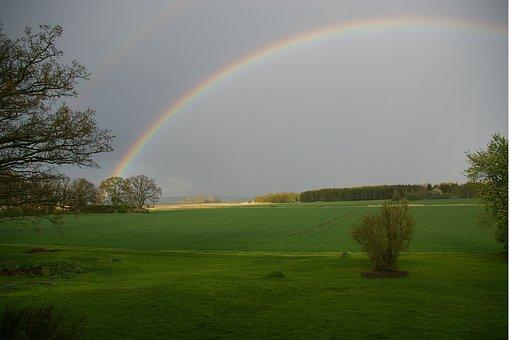 Rainbow, Hope, Energy, Tax, Bro, Positive