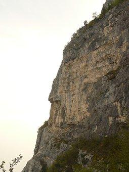Climbing, Garda, Rock Crash, Rock Edge, Perpendicular