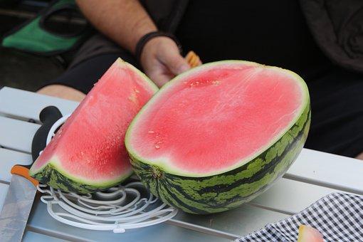 Watermelon, Fruit, Melon, Healthy, Pulp, Juicy, Tasty