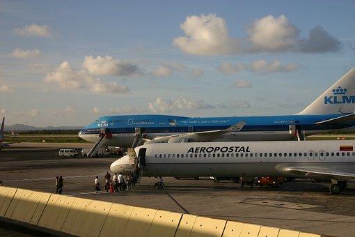 Curacao, Hato, Klm