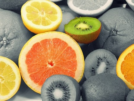 Fruits, Fruit, Tropical Fruits, Vitamins, Orange