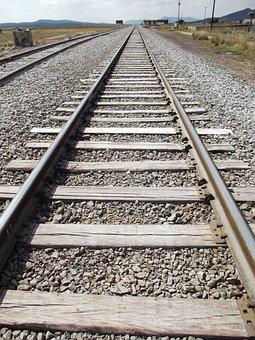 Train, Via, Railway, Rail Trail, Locomotive, Rail