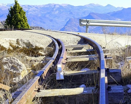 Railway Equipment, Rails, Infrastructure, Train Tracks