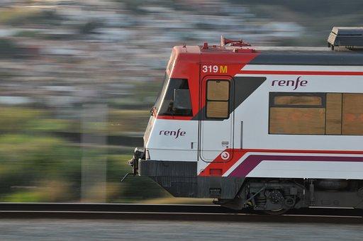 Train, Transport, Railway, Railways, Locomotive