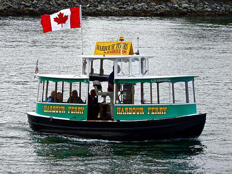 Water Taxi, Boat, Passengers, Transportation, Taxi
