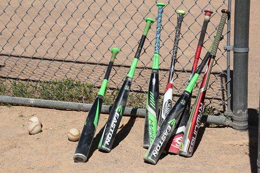 Baseball, Bat, Equipment