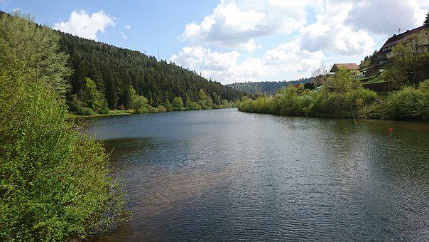 Black Forest, Nature, Lake