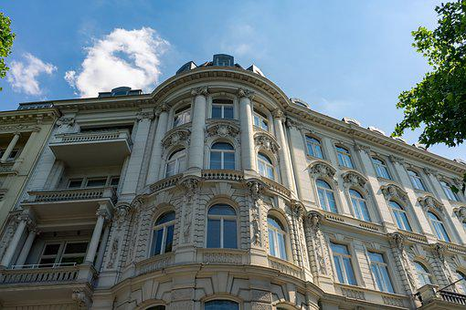 Architecture, Building, Facade, Window, Balconies
