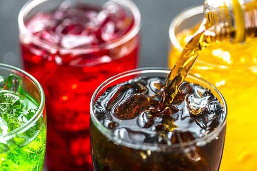 Background, Beverage, Carbonated, Cola, Cold