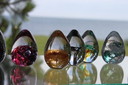 Glass, Egg, Deco, Glass Blowing, Decoration, Color