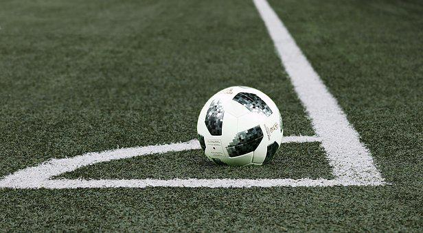 Football, Corner, Ball, Sport, Rush, Ball Sports