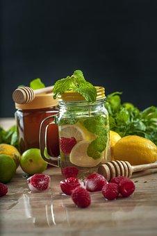 Juice, Lemon, Fresh, Drink, Fruit, Healthy, Food