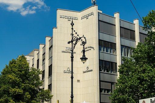 Facade, Building, Architecture, Lantern, Street Light