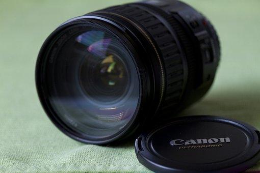 Camera, Lens, Focus, Photography, Digital, Equipment