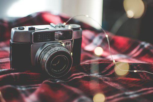 Camera, Old, Old Camera, Retro Look, Photograph, Retro