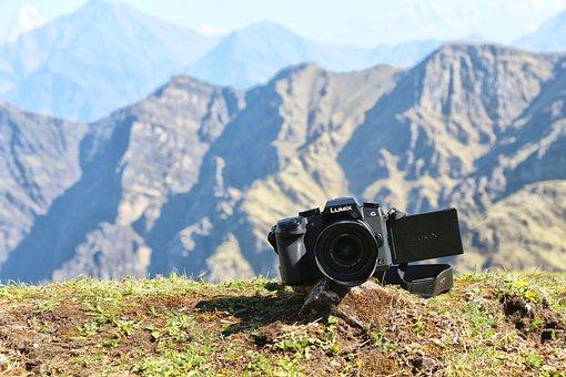 Camera, Dslr, Gadgets, Technology