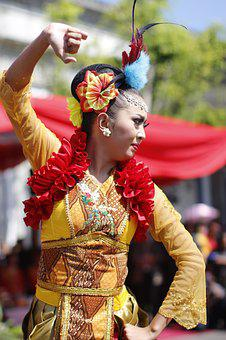 Dance, Tradition, Traditional, Culture, Costume, Woman