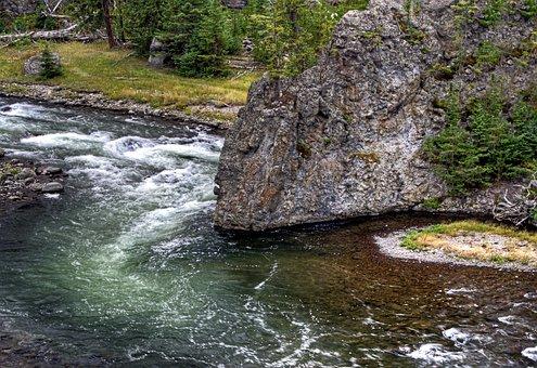 Firehole River, Yellowstone National Park, Yellowstone