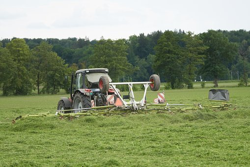 Agriculture, Tractor, Management, Agricultural Machine