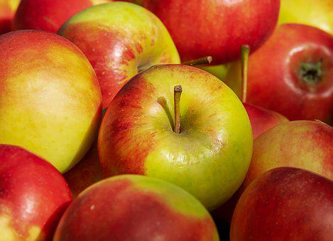 Apple, Elstar, Fruit, Healthy, Sweet, Tart, Aromatic