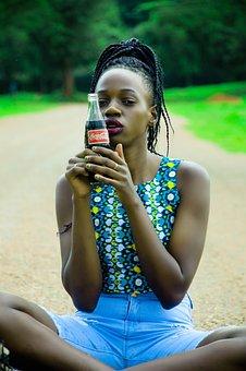 Coke, Coca Cola, Model, Soda, Refreshment, Beverage