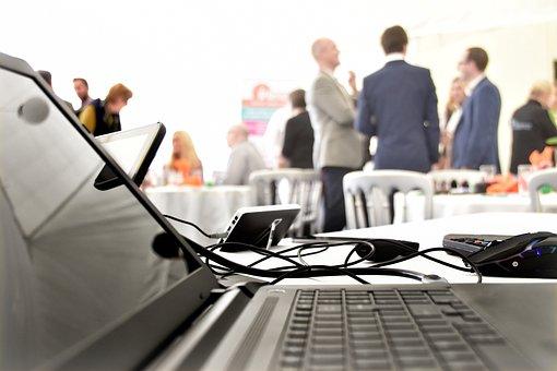 Laptop, Conference, Presentation, Seminar, Professional