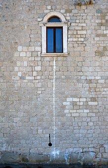 Tower, Window, Blue, Historic, Architecture, Facade