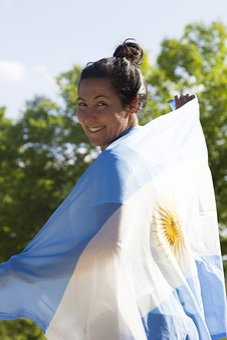 Pride, Argentina Flag, Flag, Celeste, National, Sun