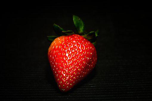 Strawberry, Fruit, Sweet, Red, Food, Fresh Strawberries