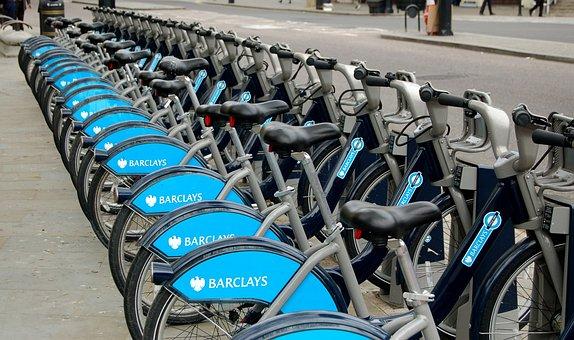 London, Bike, Boris, Transport, Uk, England, Bicycle