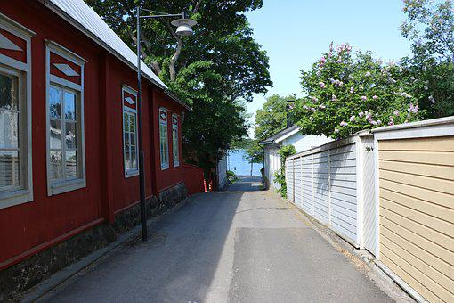Finnish, Oak Island, Street, Street View, Tourism