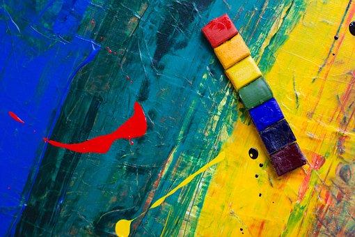 Pride, Pride Month, Rainbow, Paints, Colors