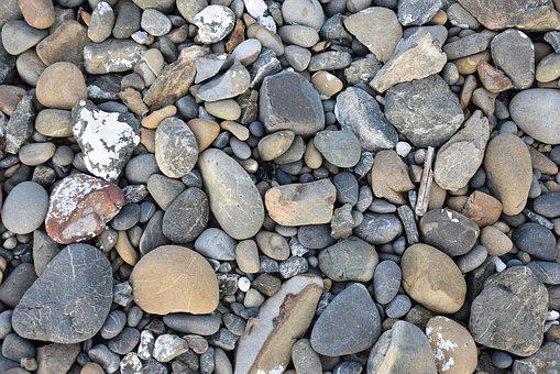 Pebbles, Zen, Smooth, Beach, Rock, Stone, Texture