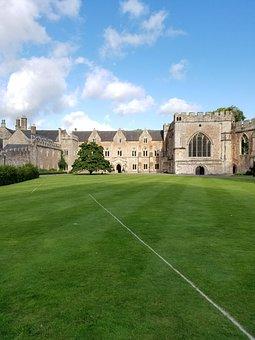 Bishop's Palace, Somerset, Wells, Medieval, Ancient