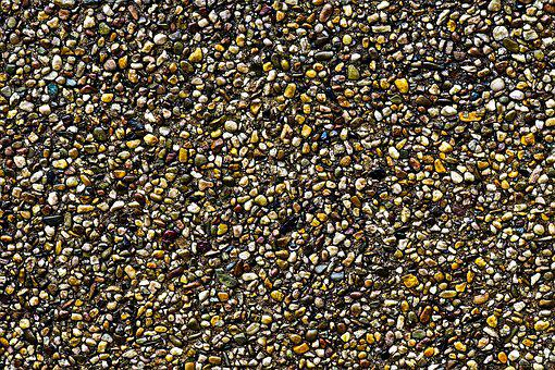 Stones, Pebbles, Pebble, Steinig, Background, Plump